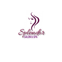 SALON SPA BEAUTY SHOP LOGO design..- Logotipo template