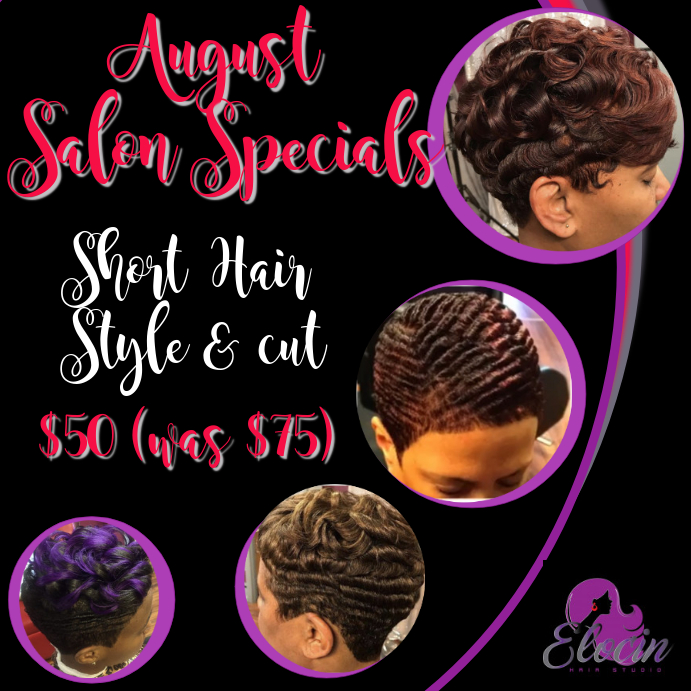 SALON SPECIAL TEMPLATE