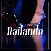 Salsa Album Cover template