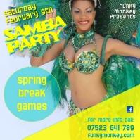 Samba party video