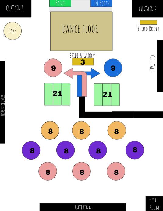 Sample Floor Plan Template Postermywall