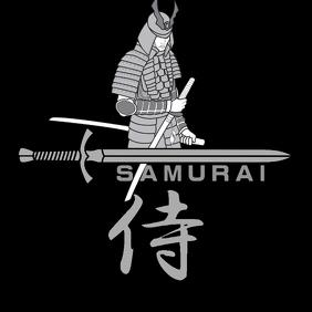 samurai Instagram Post template