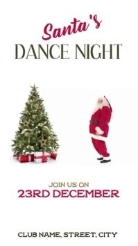 Santa's dance night