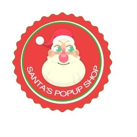 Santa's POPUP Shop Logo