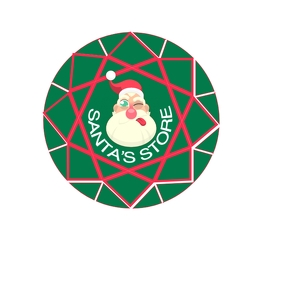 Santa's Store Logo