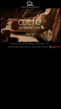 Santa Ceia Igreja Isimo se-WhatsApp template
