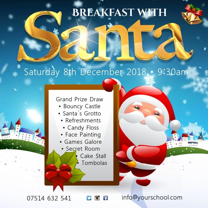 Santa Event Video