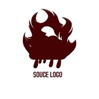 Sauce logo template