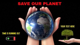Save our Planet earth day