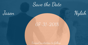 Save the Date Facebook