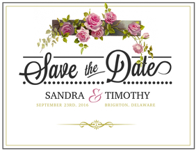High Quality Save The Date