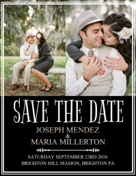 customizable design templates for save the date flyer. Black Bedroom Furniture Sets. Home Design Ideas