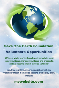 Save the earth foundation