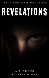 Scary Thriller Kindle Book Cover Template Kindle/Book Covers