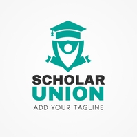 Scholarship Logo Template