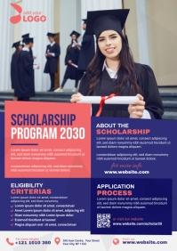 Scholarship Program Flyer