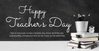 School,back to school,teacher's day Imagem partilhada do Facebook template