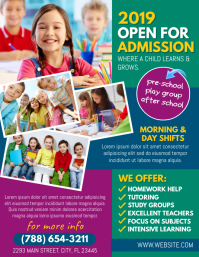SCHOOL ADMISSION
