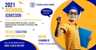 School Admission Facebook share template