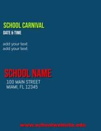 School Carnival Template Folder (US Letter)