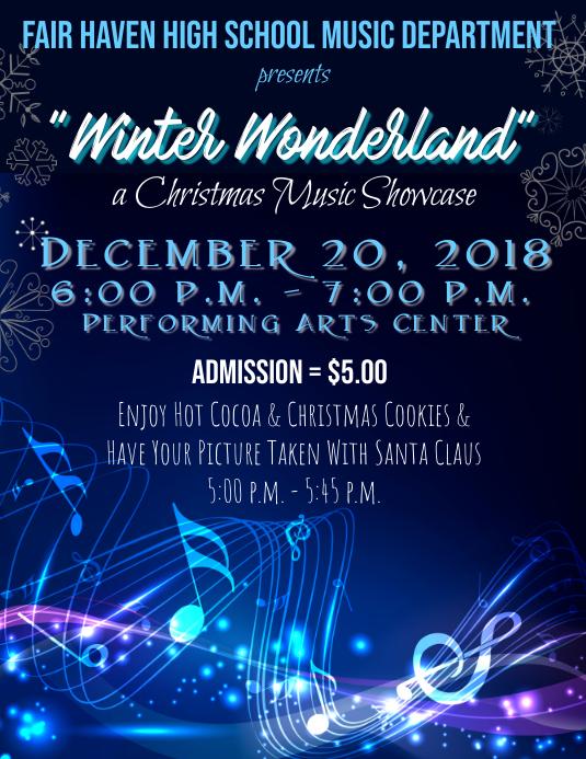 School Christmas Concert