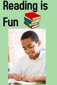 School/Classroom Poster