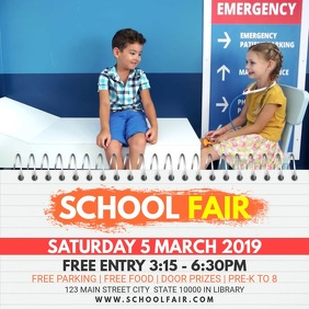 School Fair Video Ad