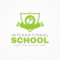 School Logo Template