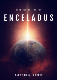Sci-fi Fantasy Kindle Novel Cover