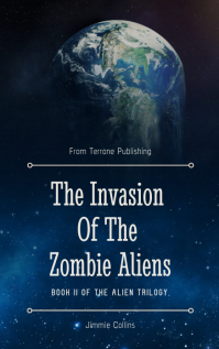 Sci-Fi Kindle Book Cover