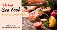 Sea food,seafood,menu template