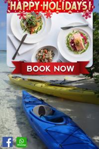 sea food menu