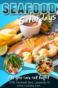 Seafood Restaurant Template