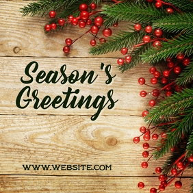 Season greetings wishes