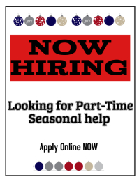 now hiring flyer template word