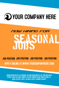 Seasonal Jobs