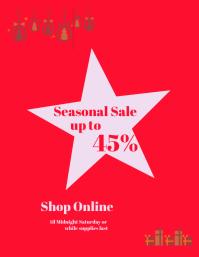 Seasonal Sale Online