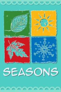 Seasons flyer