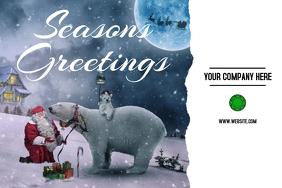 Seasons Greetings Banner
