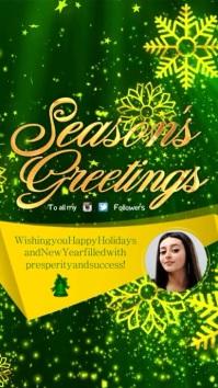 Seasons Greetings Video