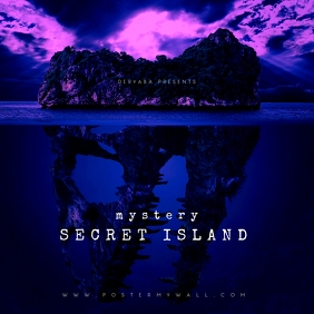 Secret City Mixtape CD Cover