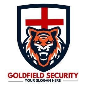 Security Logo Логотип template