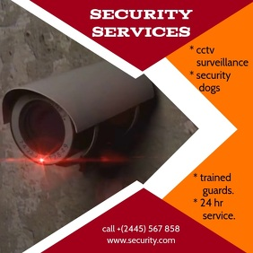 SECURITY SERVICES VIDEO