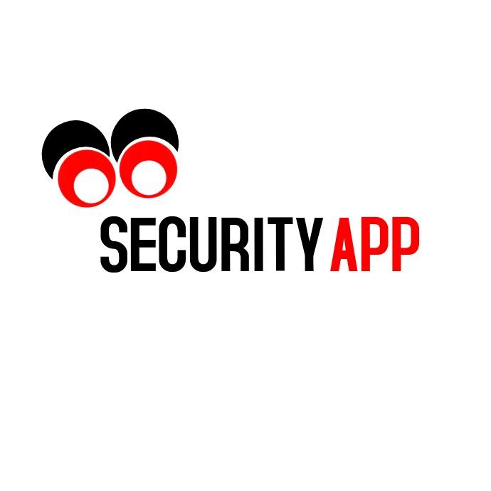 SECURITY / SPY APP logo icon