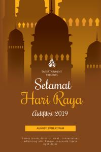 Selamat Hari Raya Aidifiltri Eid Mubarak