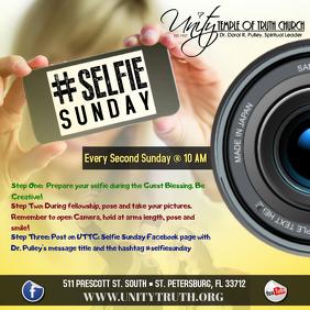 UTTC Selfie Sunday