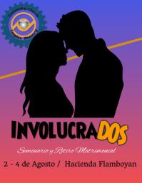 seminario matrimonial/retiro/church/parejas