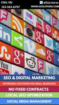 SEO & Digital Marketing Services Video Ad