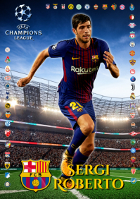 Sergi Roberto FC Barcelona