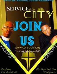 Service at the City